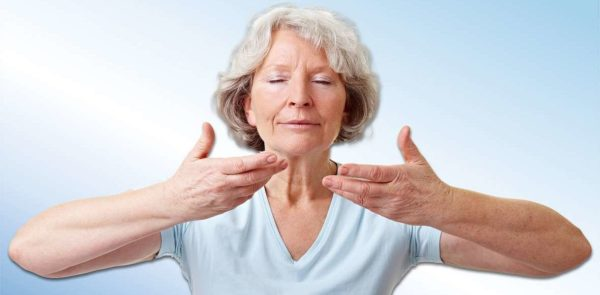 упражнение при дыхательной гимнастике