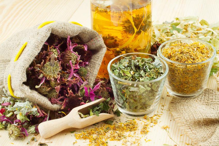 Лекарственные травы от астмы