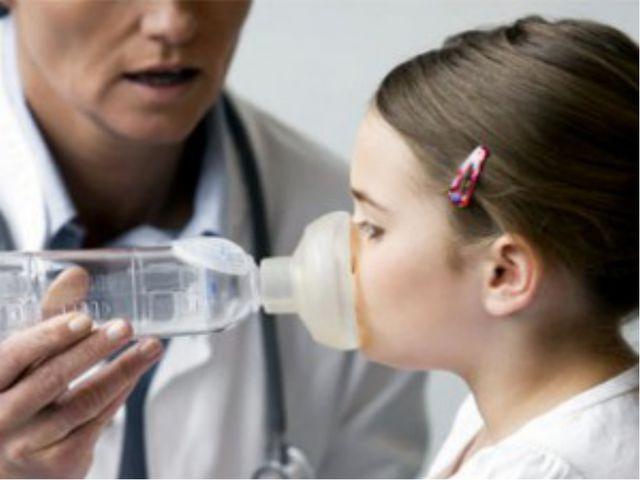 Лечение астмы ингаляциями
