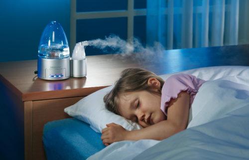 Очиститель воздуха для астматика