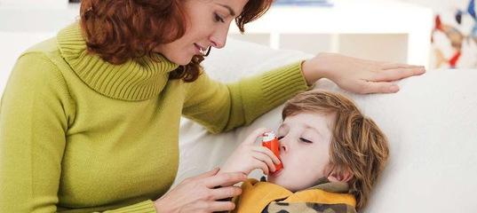 Атопическая форма бронхиальной астмы у ребенка
