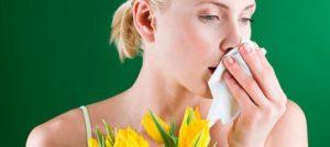 Аллергия на цветы у астматика