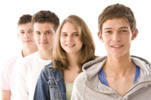 Дети в возрасте от 12 лет
