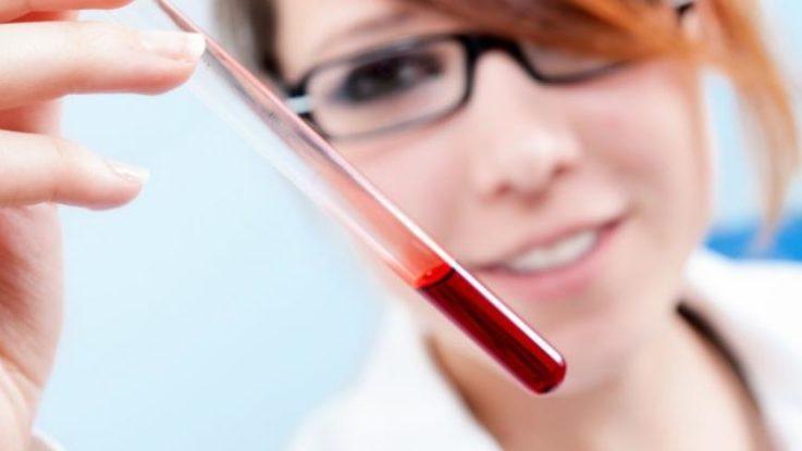 анализ крови астма