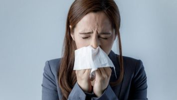 астма мокрота