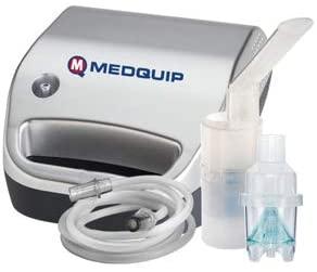 Medneb Personal Cool Mist Inhaler Compressor System with two kits
