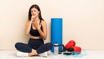 астма и спорт