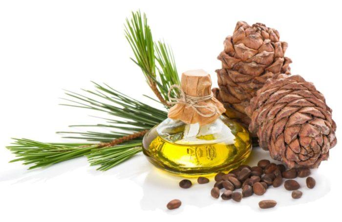 ароматерапия-масло кедра