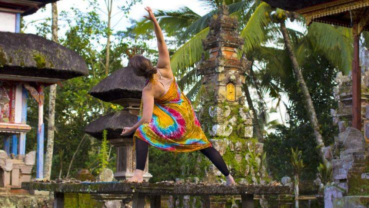 йога туризм