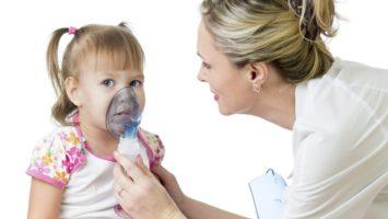 астма у детей