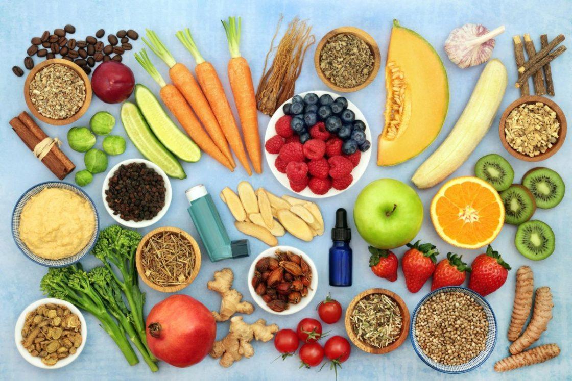 астма у детей диета
