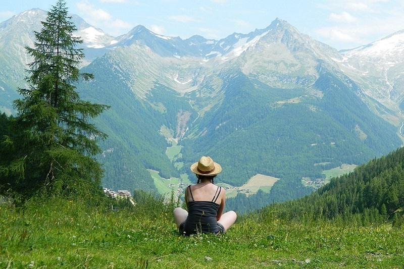 отдых астма горы