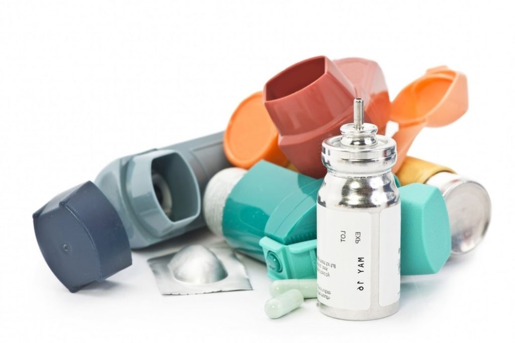 астма у взрослых