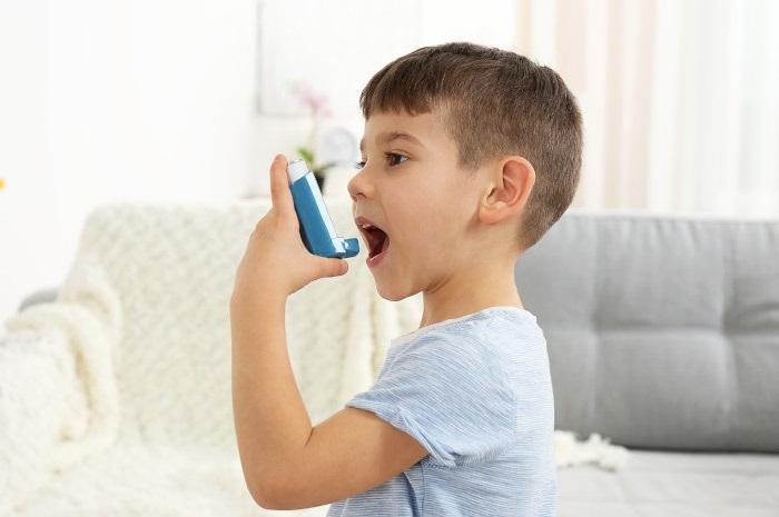 купирование приступа астмы у ребенка