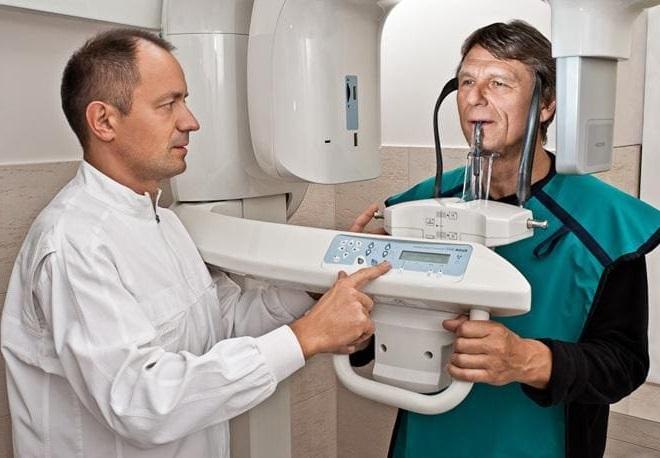 стоматология обследование