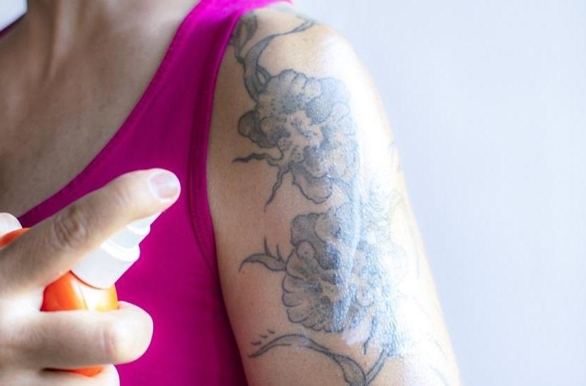 средства ухода за татуировкой