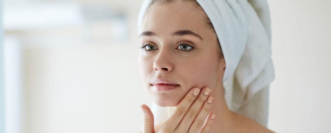 очищение кожи парой
