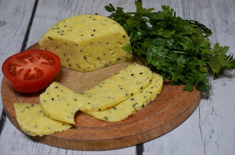 простейший домашний сыр
