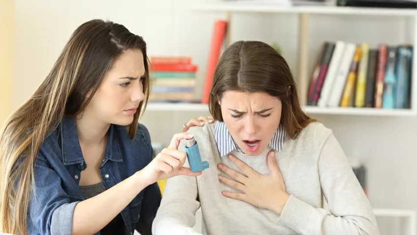 covid-19 и бронхиальная астма
