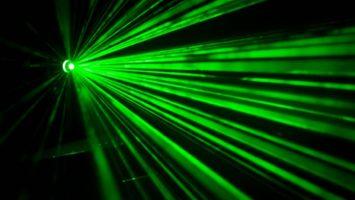 мощность лазера
