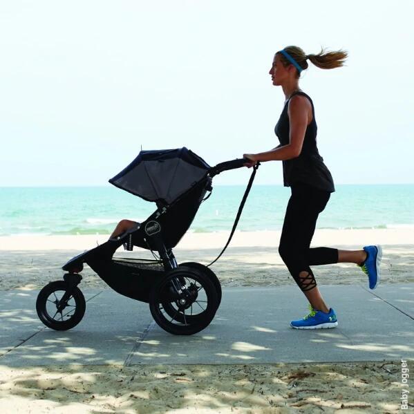 трехколесная детская коляска